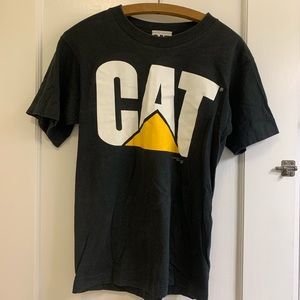 RARE vintage CAT Caterpillar Shirt